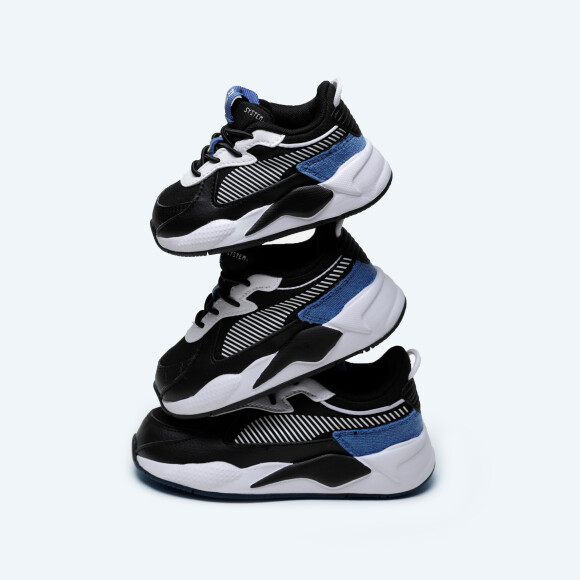 Puma sneakers RS X collegiate blackblue